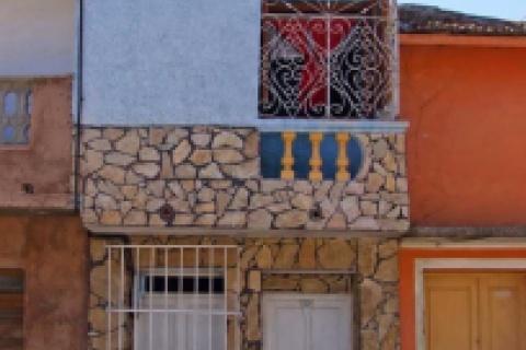 Fachada_de_la_Casa_Hostal_Las_Lajas_en_la_ciudad_de_Trinidad_en_Cuba